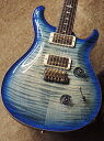 Paul Reed Smith Wood Library Limited #1 Custom 24 〜Faded Blue Burst〜 Artist Grade Top #221127 【3.44kg】【チョイ傷アウトレッ..