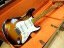 Fender USA Custom Shop 1956 Stratocaster Heavy Relic Faded 2 Color Sunburst 2012年製【Ashボディー!!軽量3.18Kg!!】【中古・USED】【フェンダー】【ストラトキャスター】【カスタムショップ】【ヘビーレリック】【送料無料】