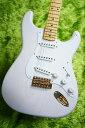 Fender Custom Shop Vintage Custom 1957 Stratocaster NOS -Aged White Blonde-