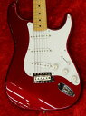 Fender フェンダー Japan Exclusive Series Classic 50s Strat Maple Fingerboard, Old Candy Apple Red 【ジャパン・エクスクルーシブ】【ストラトキャスター】【送料無料】