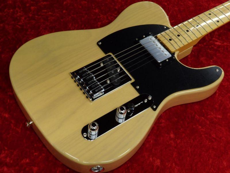 FenderJapan Exclusive Series Classic 50s Tele Special Maple Fingerboard, Off-White Blondel 【フェンダー】【ジャパン】【エレキギター】【日本製】【テレキャスタースペシャル】【フロント ハムバッカー】【送料無料】