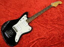 FenderJapan Exclusive Series Classic 60s Jazzmaster Rosewood Fingerboard, Black 【フェンダー】【ジャパン】【エレキギター】【日..