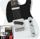 Fender フェンダー MADE IN JAPAN TRADITIONAL 60s Telecaster Custom 【豪華13点セット 】Rosewood Fingerboard, Arctic White 【アークティック ホワイト】【国産 日本製】【テレキャスター】【送料無料】