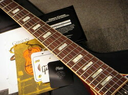 GibsonCustomShopHistoricCollection1963ES-335BlockPlainReissue(#A35088)FadedCherry�ڥ��֥���ۡڥ��ߥ����ۡڥҥ�����ۡ�����̵����