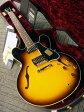 Gibson Historic Collection 1959 ES-335 Dot Plain Reissue (# A96094) Vintage Sunburst 【ギブソン】【セミアコ】【カスタムショップ】【ナッシュビル】【送料無料】