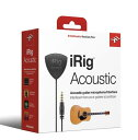 IK MultimediaiRig Acoustic【アイリグ】【アコースティック】【送料無料】