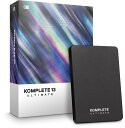 Native Instruments KOMPLETE 13 ULTIMATE UPG FOR K8-13【DAWソフト】【送料無料】