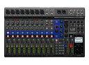 ZOOM (е║б╝ер) LiveTrak L-12 б┌12-Track Live Mixer / Recorderб█б┌12е┴еуеєе═еые▀ене╡б╝/12е╚еще├епеье│б╝е└б╝/14едеєб┐4евеже╚д╬USBекб╝е╟егекбжедеєе┐б╝е╒езб╝е╣б█б┌┴ў╬┴╠╡╬┴б█
