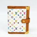 ルイ・ヴィトン(Louis Vuitton) モノグラムマルチカラー 手帳 ブロン アジェンダPM R20896 【中古】