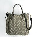 ルイ・ヴィトン(Louis Vuitton) モノグラムミニリン ブサス・アンジェール M95622 ハンドバッグ プラティーヌ
