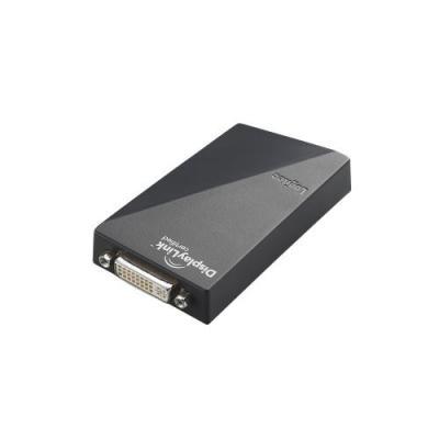 ロジテック USBディスプレイアダプタUSB2.0(Mini-B)⇒DVI-I LDE-WX015U