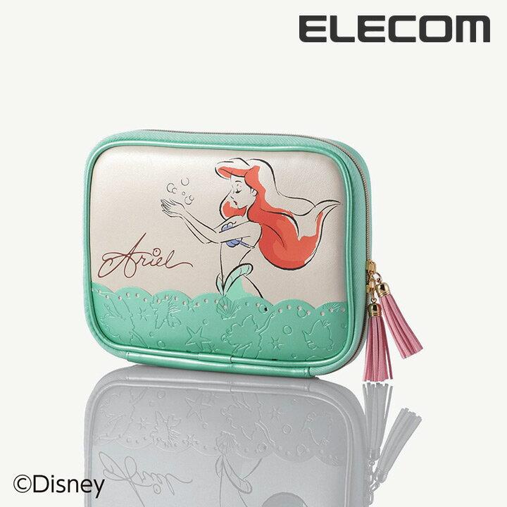 【送料無料】電子辞書ケース ディズニープリンセス Disney リトル・マーメイド アリエ…...:elecom:10035118