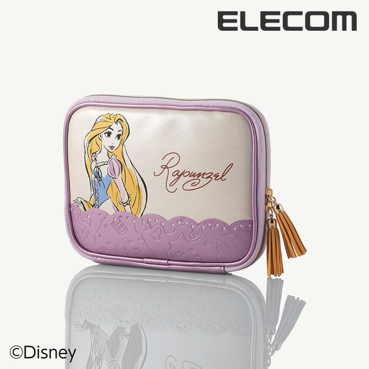 【送料無料】電子辞書ケース ディズニープリンセス Disney 塔の上のラプンツェル:DJ…...:elecom:10035119