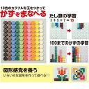 100玉かずかぞえセット知育玩具 知育教材 学習教材【DM便送料無料】