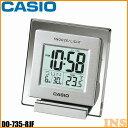 CASIO(カシオ) 置時計 DQ-735-8JF 【D】[HD]【送料無料】【サーチ】【●2】【10P03Dec16】