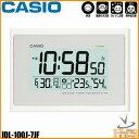 CASIO(カシオ) 掛時計 IDL-100J-7JF 【D】[HD]【○1603】【532P15May16】