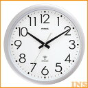 【掛時計】ノア精密 ウェーブ420 W-462-SM 【TC】【KM】