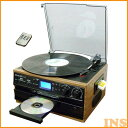 多機能プレーヤー RTC-29送料無料 レコード カセット CD 録音可能 レコードCD レコード録音可能 カセットCD CDレコード 録音可能レコード CDカセット DEAR LIFE 【D】 【10P01Oct16】