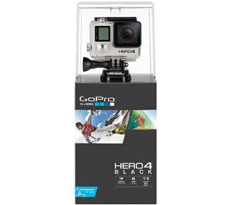 全新 2000 日元的折扣和最新模型 Hero4 黑色版 GoPro 去臨 4 黑版-日本未發行的平行進口