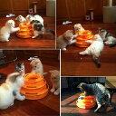 送料無料 新品●箱無し 猫のおもちゃ ボールディスク アミューズメントプレート●ペット用品 愛猫 ねこのおもちゃ