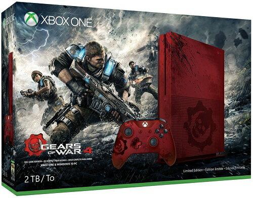 新品 送料無料●限定版 Xbox One S 2...の商品画像