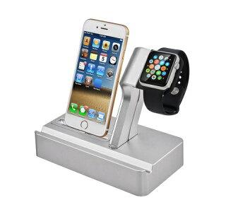 品牌新站時鐘支架充電 Apple Watch Apple Watch iPhone iphone 充電器