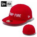 35%off NEW ERA ニューエラ RC 59FIFTY ワード キャップ キャンプファイヤー バーベキュー キャンプ アウトドア 帽子 CAP