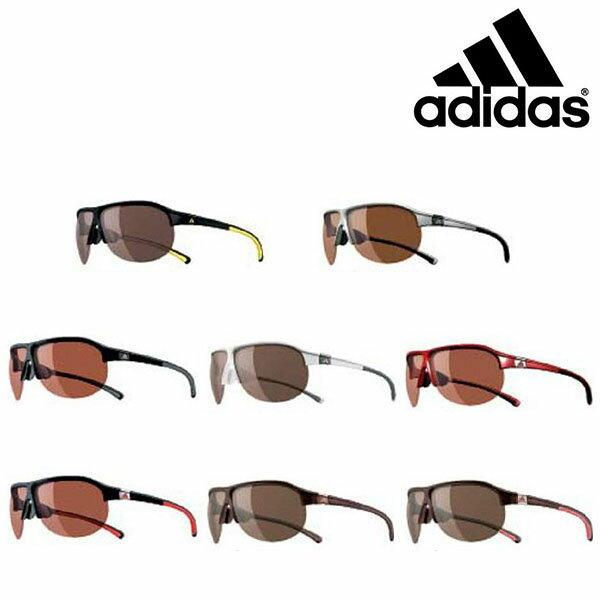 送料無料 スポーツサングラス アディダス adidas メンズ a178 TOURPRO Lサイズ ゴルフ ランニング 釣り 自転車 テニス 紫外線対策 UVカット adidas アディダス スポーツ サングラス 男性用 紳士