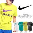 半袖 Tシャツ ナイキ NIKE JDI スウッシュ S/S Tシャツ メンズ ビッグロゴ カジュアル スポーツ ウェア 2014夏新色