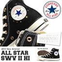 送料無料 スニーカー CONVERSE コンバース オールスター ALL STAR SWV II HI レディース スワロフスキー ハイカット シューズ 靴 5CJ163 2014春新作 20%off