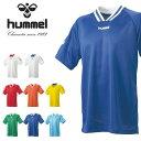 半袖 ヒュンメル hummel ゲームシャツ メンズ 吸汗速乾 スポーツ サッカー フットサル トレーニング