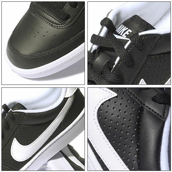 スニーカーナイキNIKEメンズ紳士グランドテラスSLシューズ靴ナイキスニーカーカジュアルスニーカーホワイト黒白654495【あす楽配送】