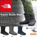 ノースフェイス THE NORTH FACE ヌプシ ブーティ ウール メンズ Nuptse Bootie Wool ブーツ シューズ 靴 長靴 NF51371