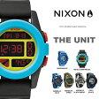 送料無料 ニクソン NIXON ユニット THE UNIT 日本正規品 腕時計 リストウォッチ メンズ レディース スケートボード カジュアル ストリート サーフ アウトドア ウォッチ 2015春夏新色