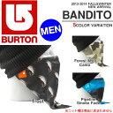 バンダナ バートン BURTON BANDITO フェイスガード フェイスマスク メンズ 防寒 スノーボード スノボ スキー ウィンタースポーツ アウトドア 2013-2014冬新作 30%off メール便配送可能!