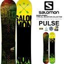 【得割40】送料無料 スノー ボード 板 SALOMON サロモン PULSE パルス メンズ レディース スノーボード スノボ 紳士用 142 145 149...