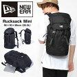 送料無料 ニューエラ NEW ERA Rucksack Mini ラックサック ミニ バックパック リュックサック リュック デイパック メンズ レディース 鞄 カバン バッグ かばん BAG 2016春新作 20.5L