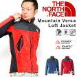 送料無料 フリース ジャケット ザ・ノースフェイス THE NORTH FACE Mountain Versa Loft Jacket マウンテン バーサ ロフト ジャケット メンズ アウター アウトドア NA61201 ザ ノースフェイス 20%off