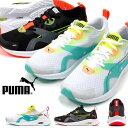 ショッピングランニング 35%off 送料無料 ランニングシューズ プーマ PUMA メンズ ハイブリッド フエゴ ジョギング マラソン トレーニング シューズ 靴 運動靴 スニーカー 192661