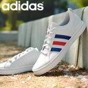 36%OFF アディダス スニーカー メンズ adidas ADIPACE VS アディペース ローカット 3本ライン カジュアル シューズ 靴 ホワイト ブラック グレー 白 黒 AW4594 B74494 EH0019
