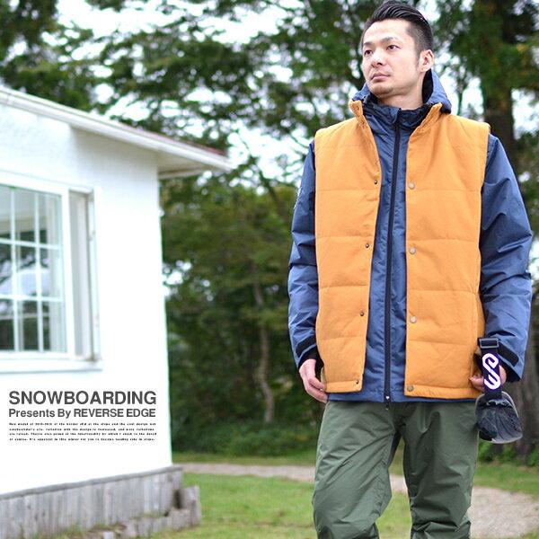 送料無料 スノーボードウェア 上下 セット メンズ ベスト付き ジャケット 3Way 取外し可能 Vest Jacket スノーウエア スノーボード ウエア スノボウエア SNOWBOARD
