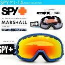 送料無料 スノーゴーグル SPY スパイ マーシャル Marshall メンズ レディース スノーボード スノボ スキー スノー ゴーグル ギア 日本..