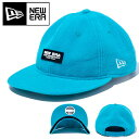 ショッピングニューエラ 30%off NEW ERA ニューエラ メンズ レディース RC 9FIFTY フラットバイザー マイクロフリース ターコイズ 青 キャップ 帽子 CAP アウトドア 静電防止