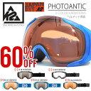 爆安 60%off スノー ゴーグル K2 ケーツー PHOTOANTIC 球面レンズ ジャパンフィット メンズ スノボ スノーボード スキー 正規代理店品