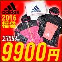 【数量限定】 送料無料 2016年 福袋 アディダス adidas レディース 4点セット 総額23598円が9900円