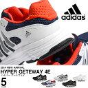 ランニングシューズ アディダス adidas Hyper Geteway 4E ワイド メンズ レディース ジョギング ウォーキング シューズ 靴 運動靴 通学 2014春新作 レビューを書いて100円引き M20615 M20617 M20618 M20657 M20660