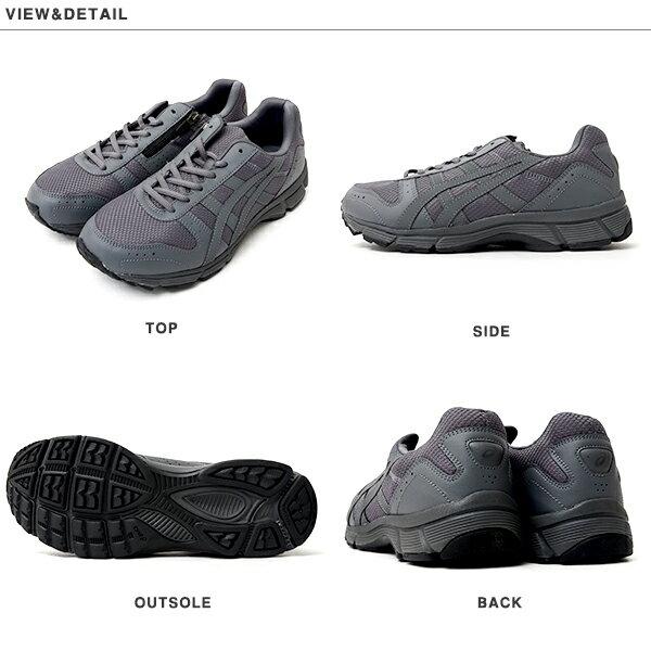 ウォーキングシューズアシックスasicsGEL-FUNWALKER214ゲルファンウォーカーメンズ4Eワイドスニーカー靴ウォーキング2016新色TDW214