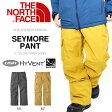 送料無料 スノーボード ウエア THE NORTH FACE ザ・ノースフェイス メンズ SEYMORE PANT セイモア パンツ カーゴ 2016秋冬新作 ハイベント スキー バックカントリー