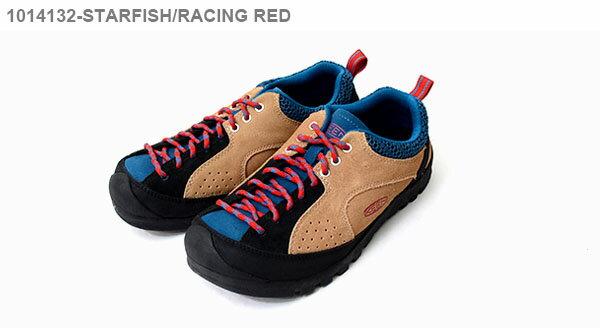 ラスト1足送料無料アウトドアスニーカーKEENキーンレディースJasperRocksクライミングシューズスエードクライミング登山トレッキングアウトドアスニーカーシューズ靴【あす楽対応】