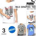 メール便配送可能!半袖Tシャツ プーマ PUMA メンズ サイクリング プリント 紳士服 アパレル ショートスリーブ グラフィック TEE 大きいサイズ